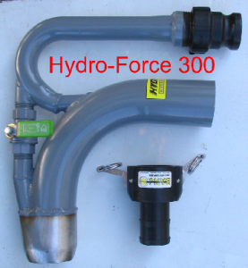 Hydro-Force 250 Dry Land Suction Nozzle – Pro-Mack Mining Supplies